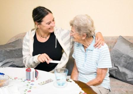 Consigli utili per chi si occupa di una persona con Parkinson