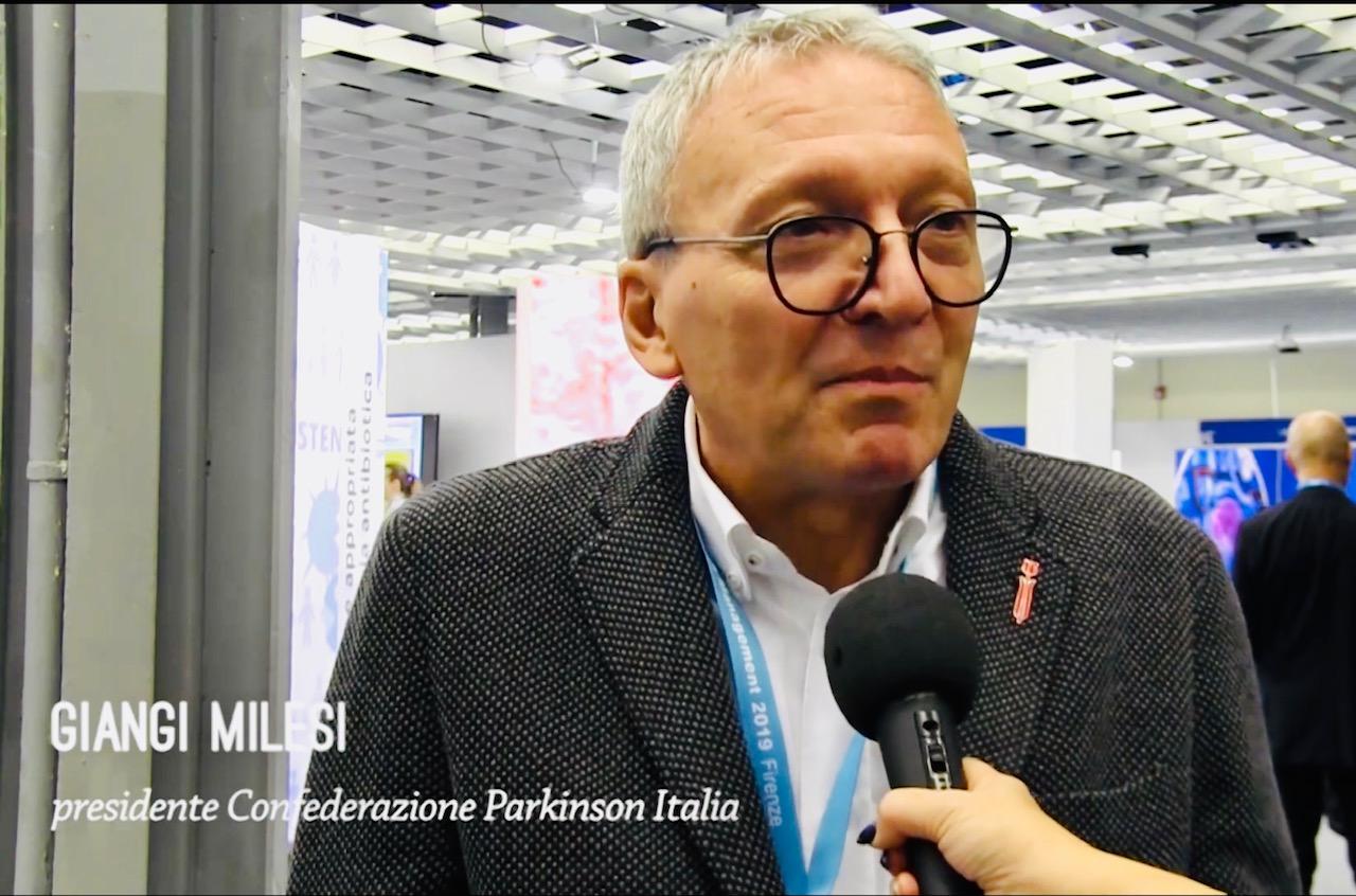 Presidente Milesi: parlamentari interessati al progetto ParkinsonCare