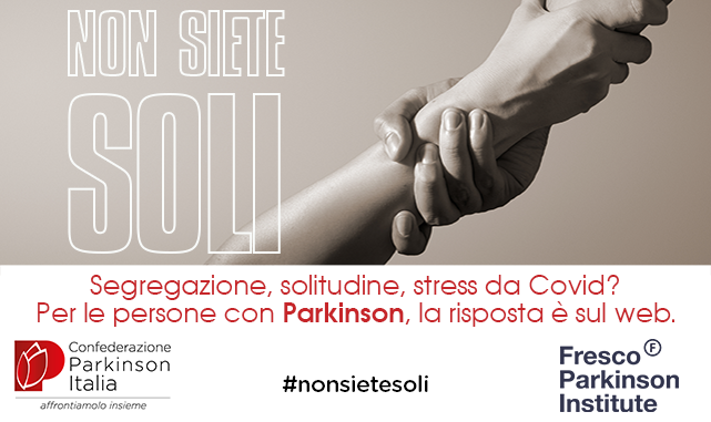 NonSieteSoli Parkinson Italia