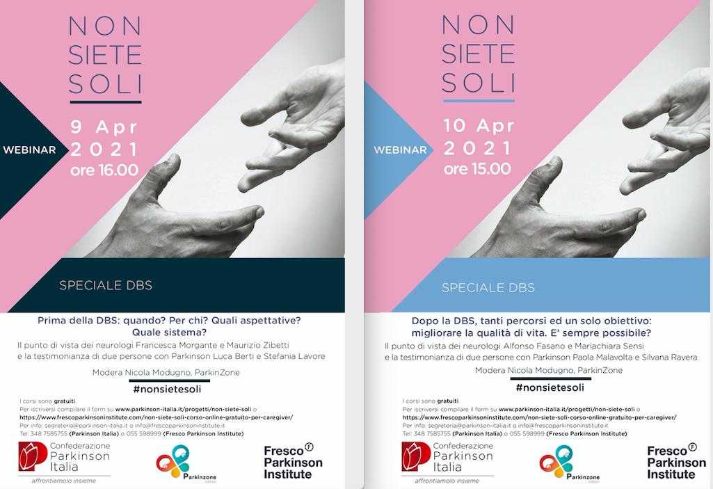 speciale DBS Parkinson Italia