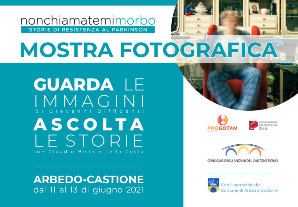 #NonChiamatemiMorbo a Bellinzona (11-13 giugno)