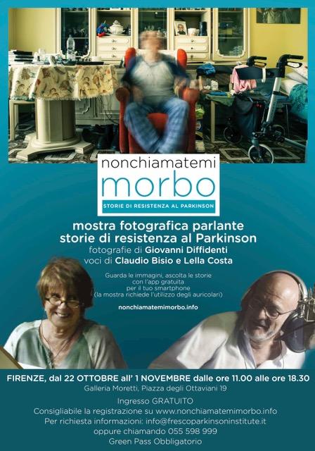 Non Chiamatemi Morbo arriva a Firenze